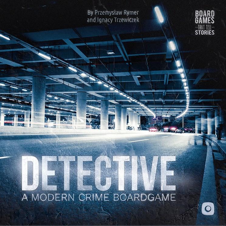 detective box cover lores Planszowy Express #57   Relacja z Portalconu 2018