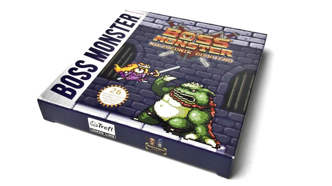 Niezbędnik bohatera 1 Recenzja #101 Boss Monster: Niezbędnik Bohatera