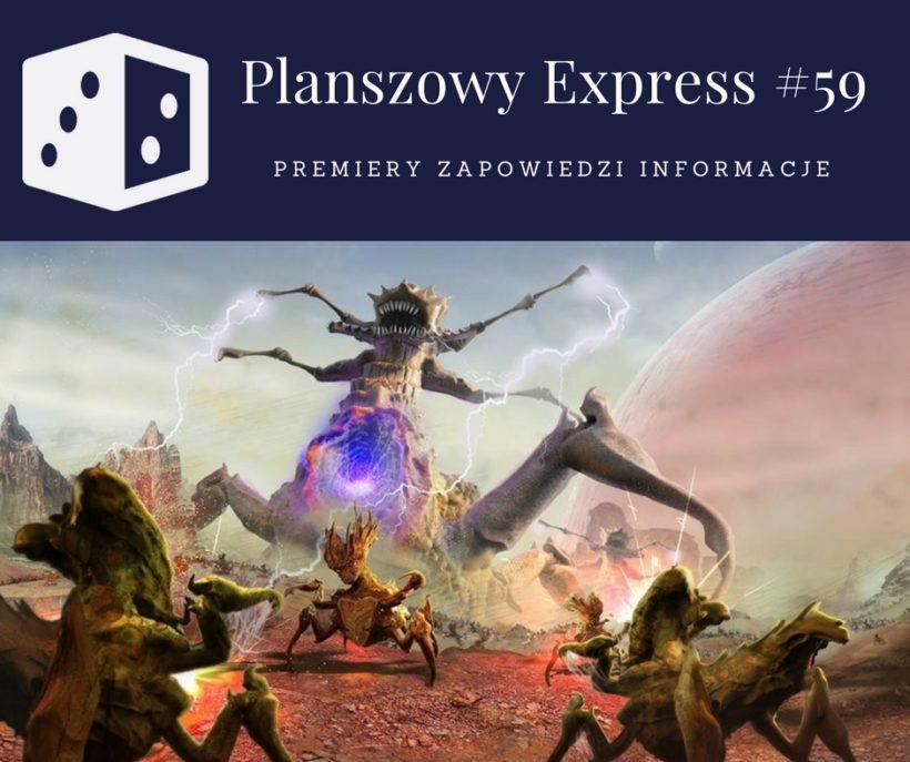 Planszowy Express 59