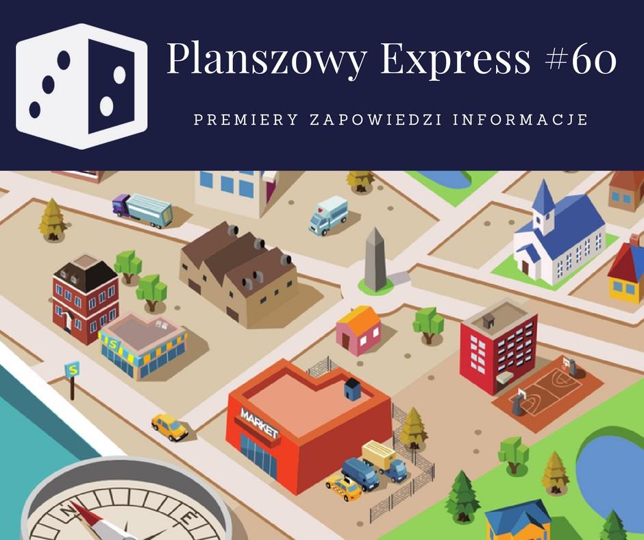Planszowy Express 60