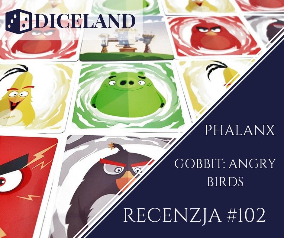 Recenzja 102 Recenzja #102 Gobbit: Angry Birds