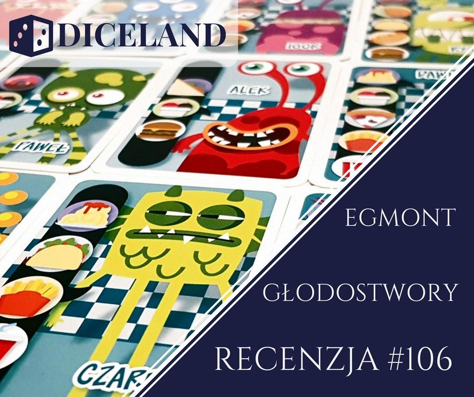 Recenzja 106 Recenzja #106 Głodostwory