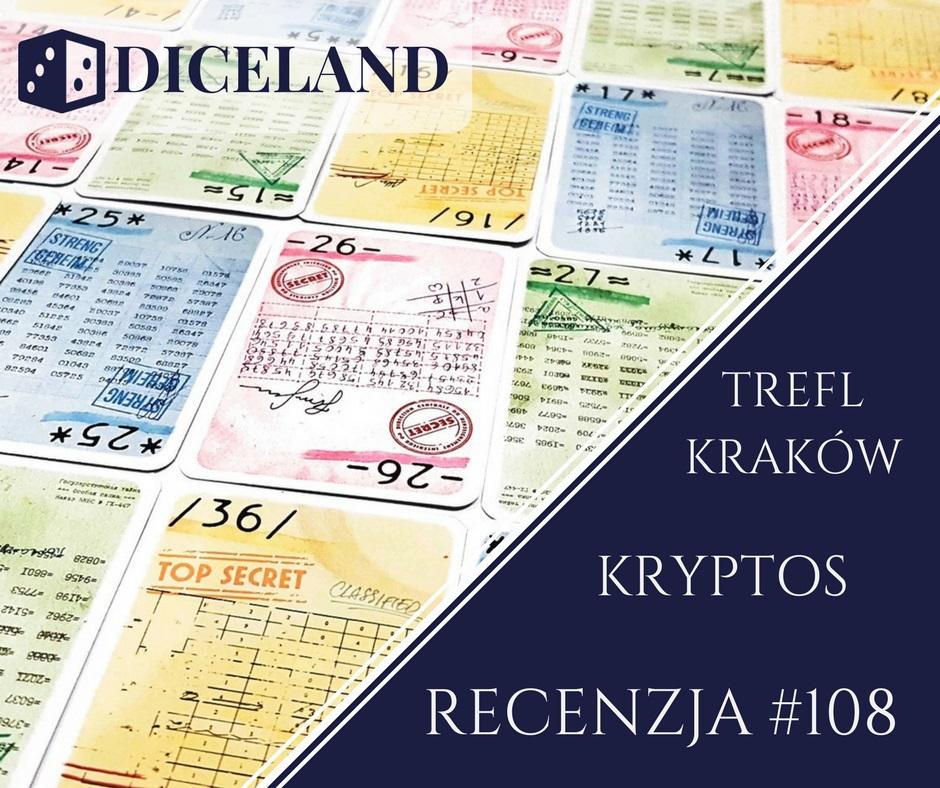Recenzja 108 Recenzja #108 Kryptos