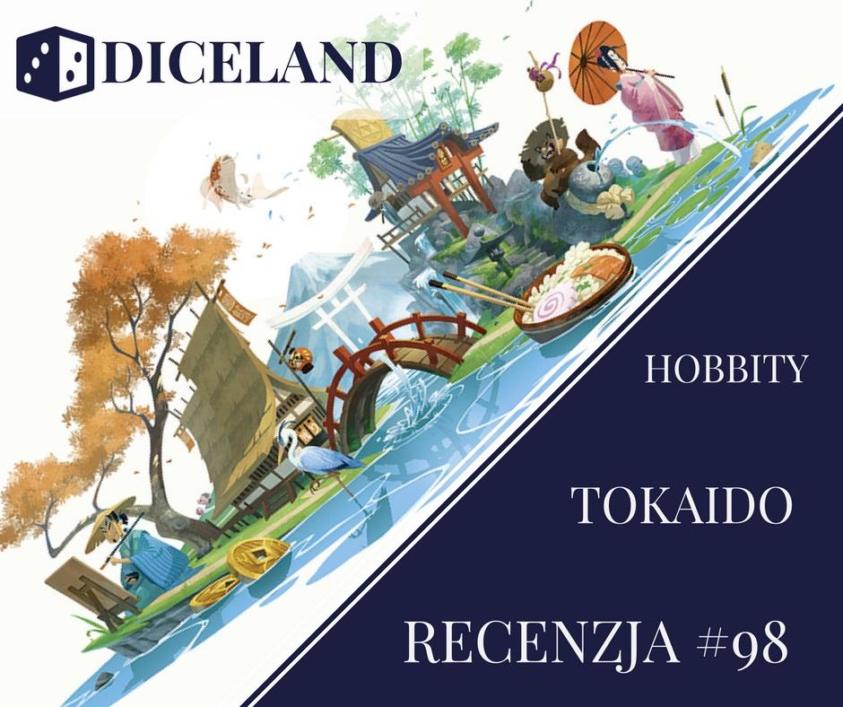 Recenzja 98 Recenzja #98 Tokaido