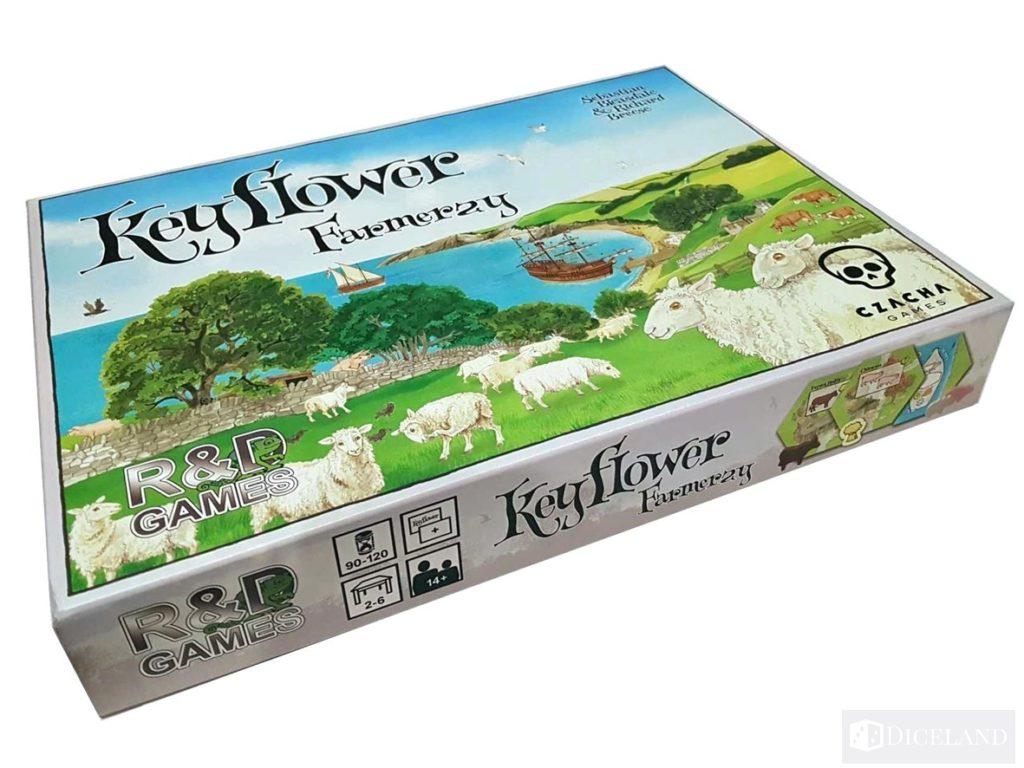 Keyflower Farmerzy 1 1024x768 Recenzja #113 Keyflower: Farmerzy