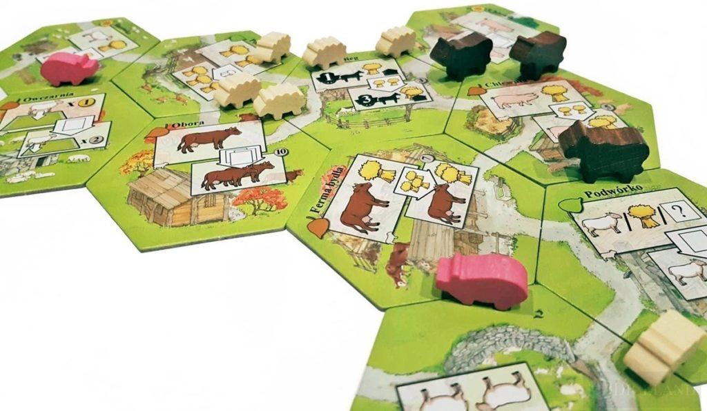 Keyflower Farmerzy 12 1024x596 Recenzja #113 Keyflower: Farmerzy