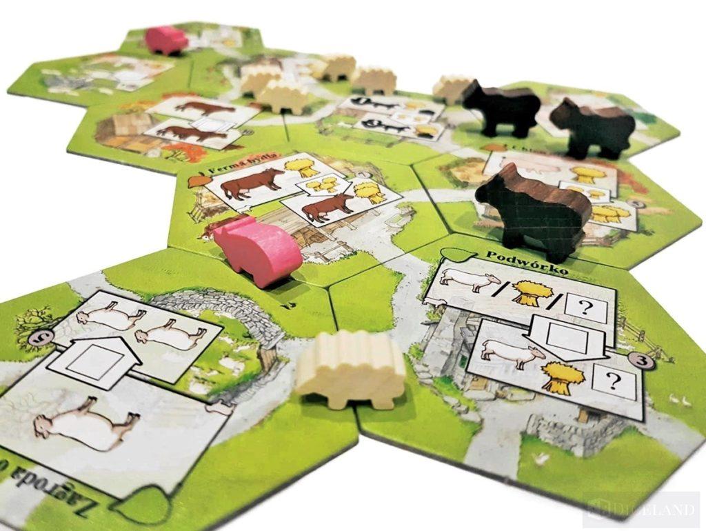 Keyflower Farmerzy 13 1024x770 Recenzja #113 Keyflower: Farmerzy