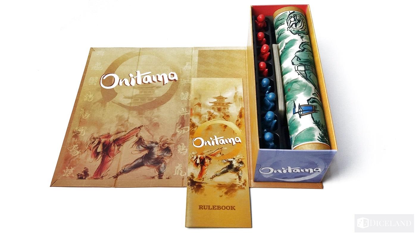Onitama 2 Recenzja #117 Onitama