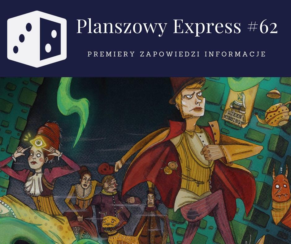 Planszowy Express 62 Planszowy Express #62