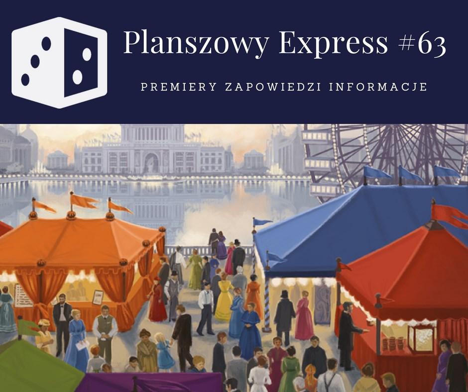 Planszowy Express 63 Planszowy Express #63
