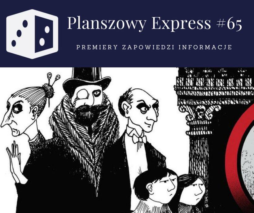 Planszowy Express 65