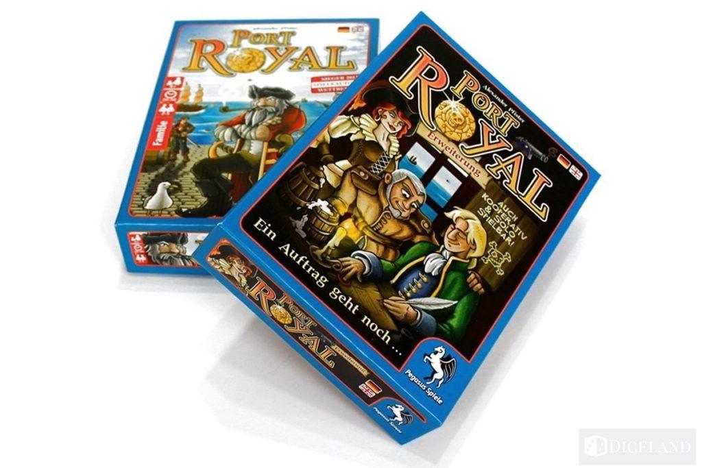 Porta Royal dodatek 1 1024x683 Recenzja 119 Port Royal: Jeszcze Tylko Jeden Kontrakt...