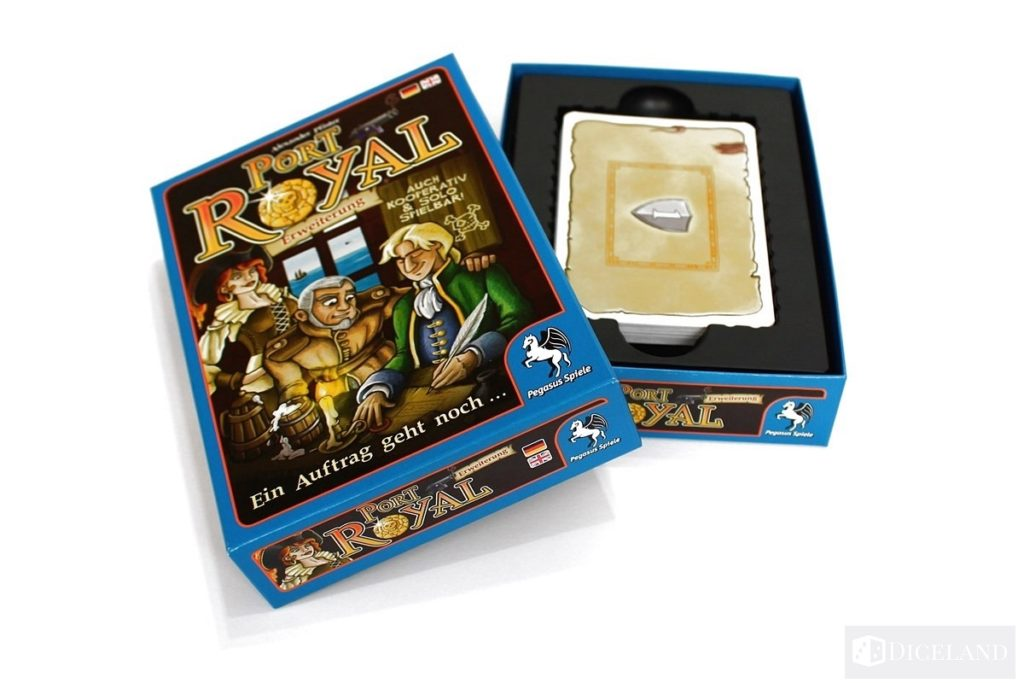 Porta Royal dodatek 3 1024x683 Recenzja 119 Port Royal: Jeszcze Tylko Jeden Kontrakt...