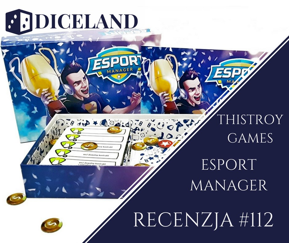 Recenzja 112 Recenzja #112 Esport Manager