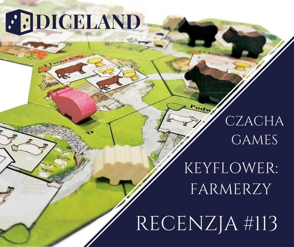 Recenzja 113 Recenzja #113 Keyflower: Farmerzy