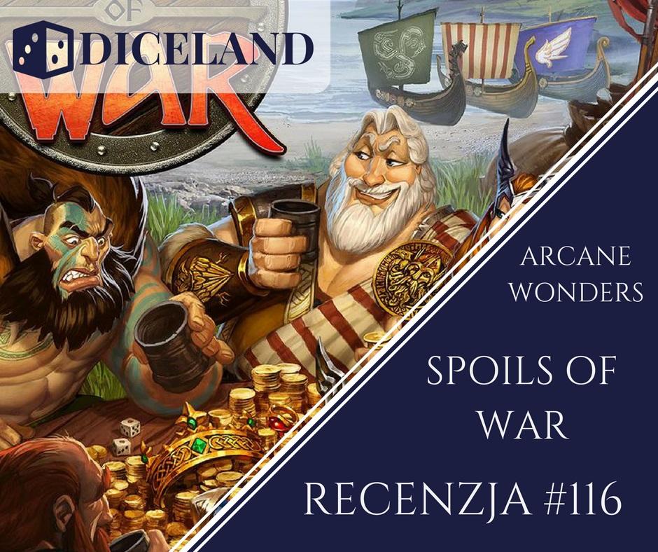 Recenzja 116 Recenzja #116 Spoils of War