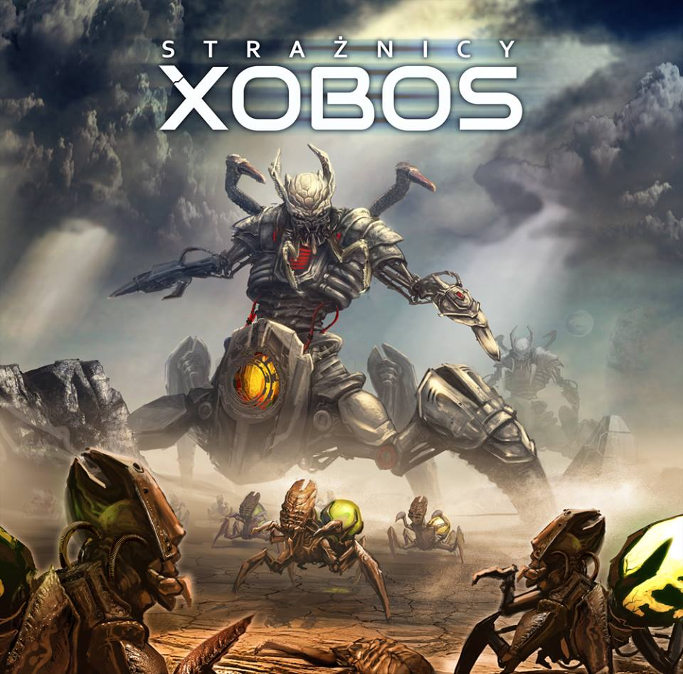 Strażnicy Xobos Planszowy Express #69