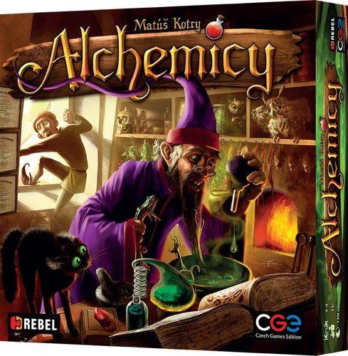 Alchemicy top 1 TOP 25 GIER   Edycja 2018
