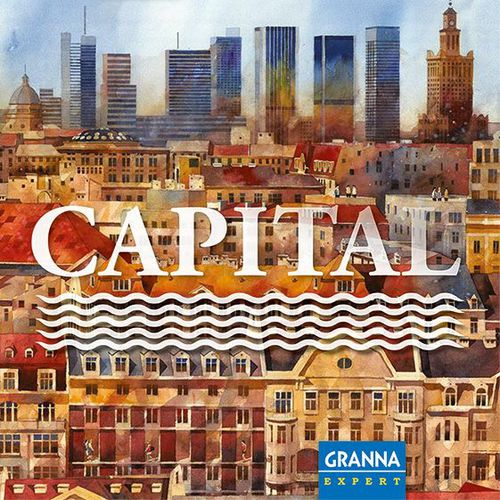 Capital top 1 Top 25 gier planszowych   Edycja 2018   miejsca od 25 do 11