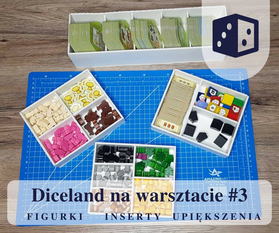 Diceland na warsztacie 3 Diceland na warsztacie #3