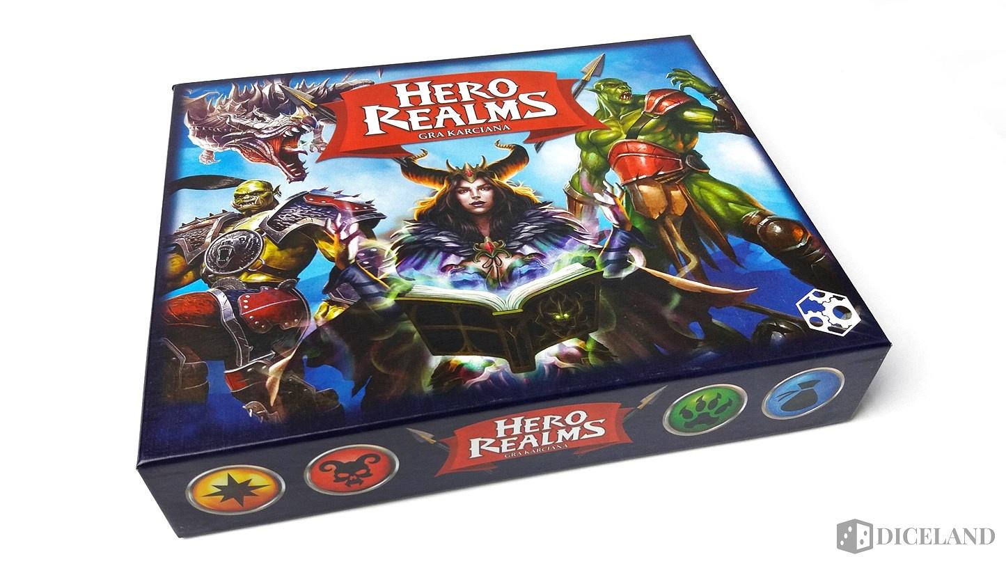 Hero Realms 1 Recenzja #131 Hero Realms