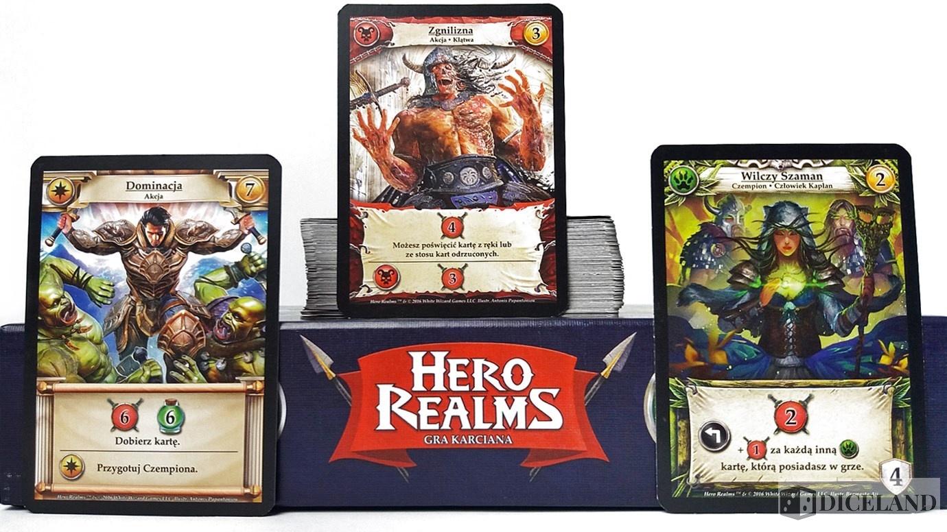 Hero Realms 22 Recenzja #131 Hero Realms