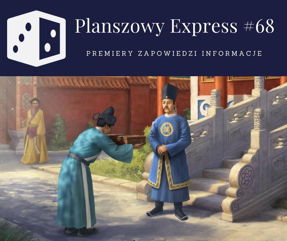 Planszowy Express 68 Planszowy Express #68