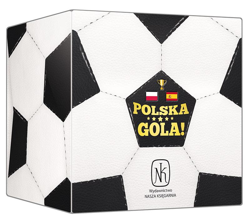 Polska gola POLSKA HISZPANIA Planszowy Express #69