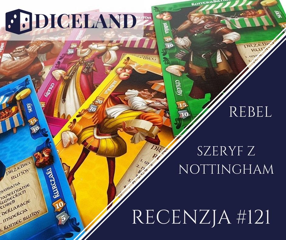 Recenzja 121 Recenzja #121 Szeryf z Nottingham