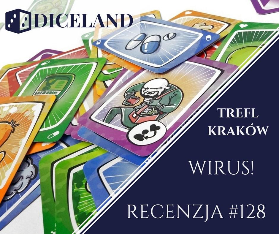 Recenzja 128 Recenzja #128 Wirus!
