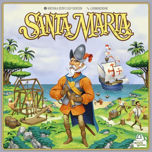 Santa Maria top 2 Top 25 gier planszowych   Edycja 2018   miejsca od 25 do 11