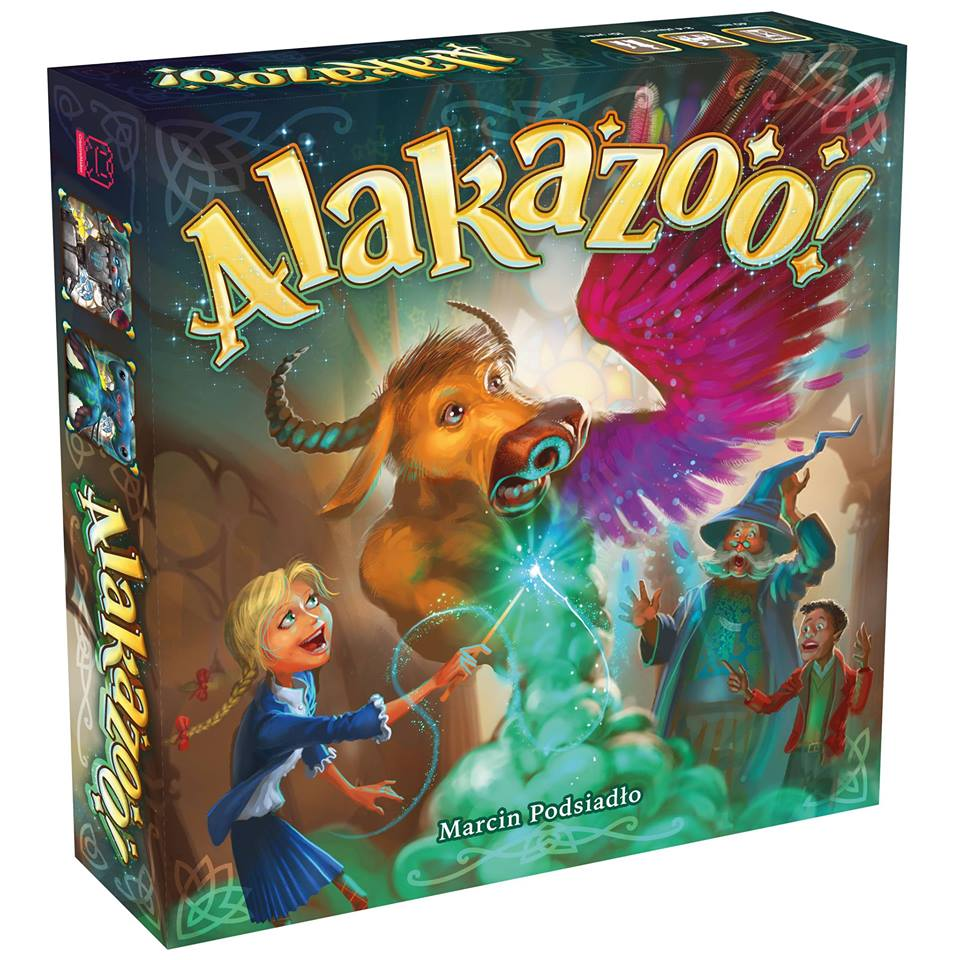 alakazoo FINAL box Diceland obserwuje Kickstarter #36