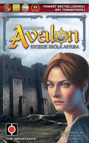 Avalon Top 10 gier planszowych Marzeny   Edycja 2018