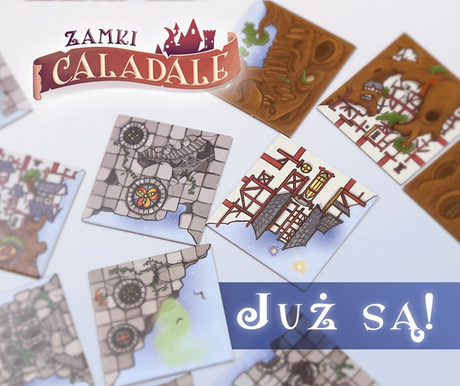 Caladale news Planszowy Express #70