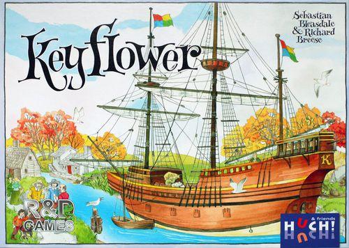 Keyflower 2018 Top 25 gier planszowych   Edycja 2018   miejsca od 10 do 1