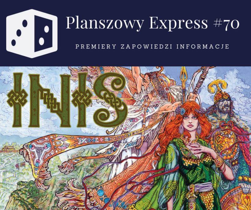 Planszowy Express 70