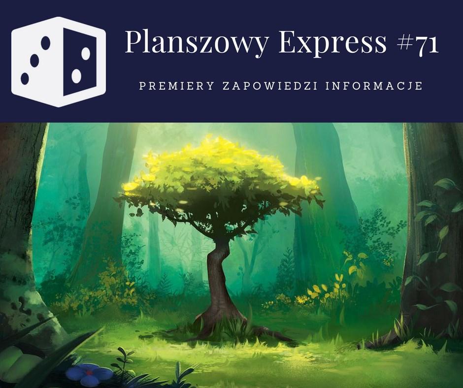 Planszowy Express 71