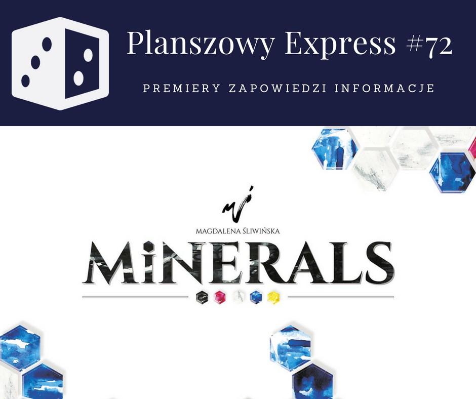 Planszowy Express 72 Planszowy Express #72