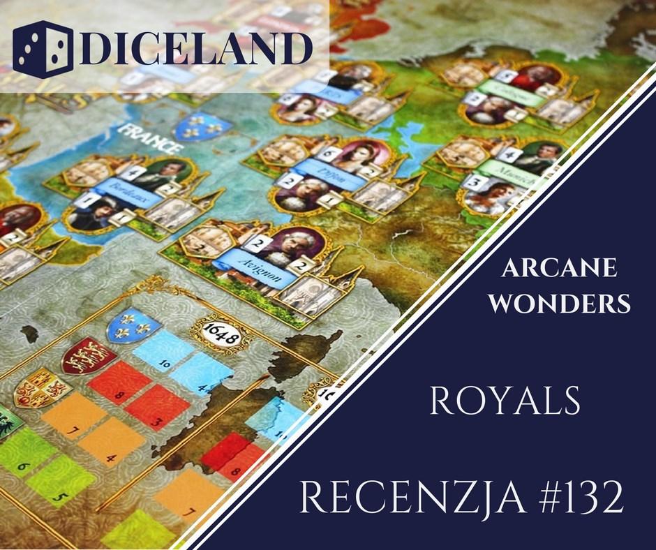Recenzja 132 Recenzja #132 Royals