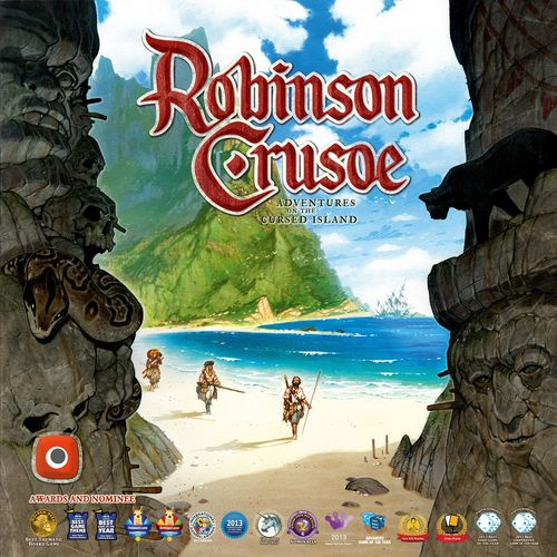 Robinson Top 10 gier planszowych Marzeny   Edycja 2018