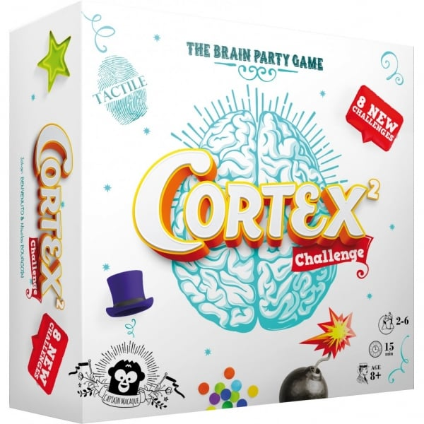 cortex challenge 2 the brain game Planszowy Express #73