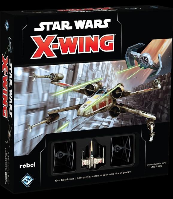 x wing okladka