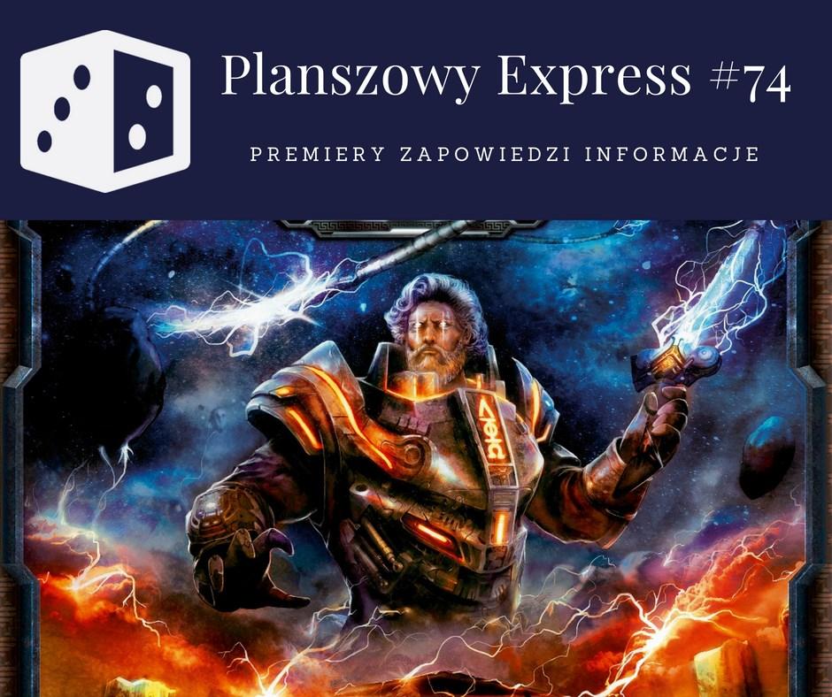 Planszowy Express 74