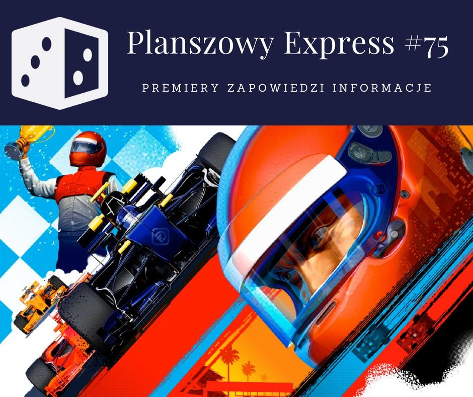 Planszowy Express 75 Planszowy Express #75