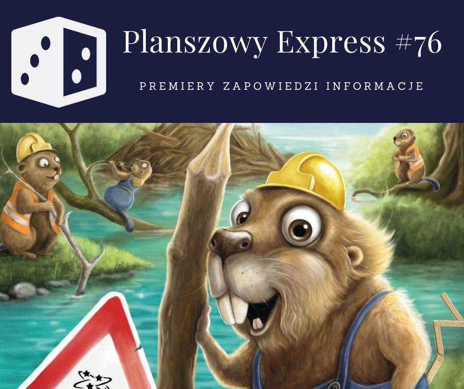 Planszowy Express 76 Planszowy Express #76