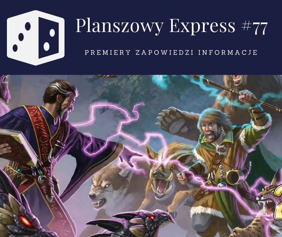 Planszowy Express 77 Planszowy Express #77