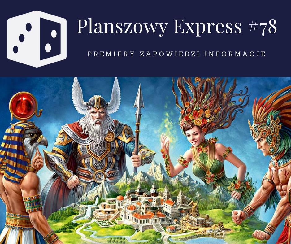 Planszowy Express 78 2 Planszowy Express #78