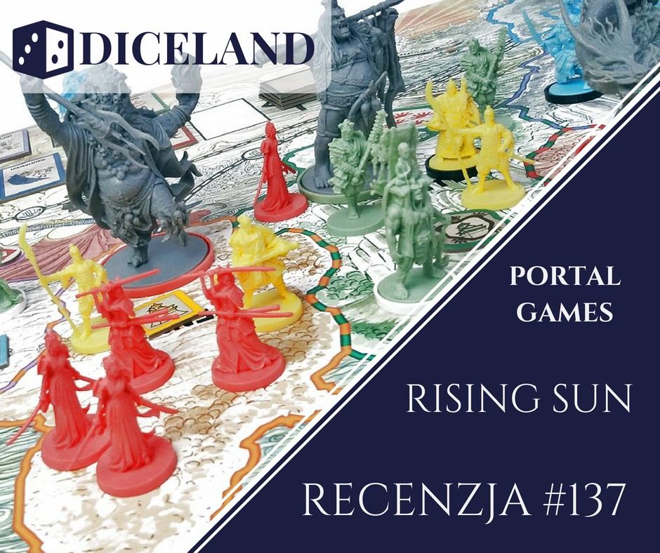 Recenzja 137 Recenzja #137 Rising Sun