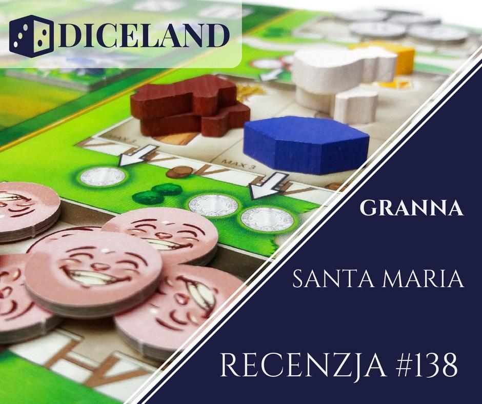 Recenzja 138 Recenzja #138 Santa Maria