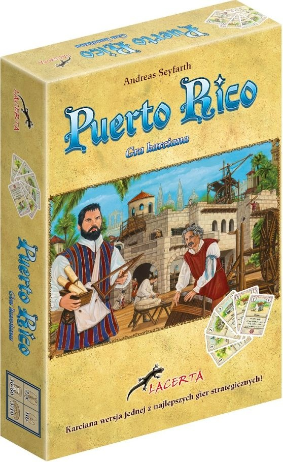 karciana lacerta puerto rico gra karciana pudelko front.135689.800x0 Planszowy Express #78